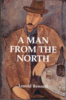 A Man from the North (Book Cover)